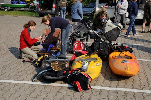 Gebrauchtbootmarkt  bei Sport Schröer - Bild: Sport Schröer