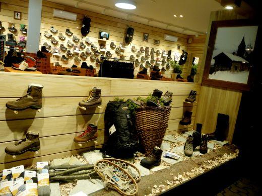 Der neue AKU-Shop befindet sich im selben Gebäude wie die Produktionsstätten. - Bild: AKU