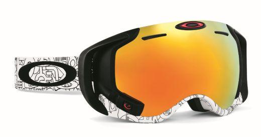 Oakley Airwave™-Goggle - Bild: Oakley