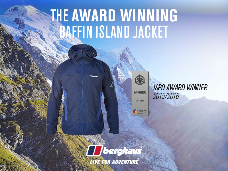 Baffin Island ISPO Award image
