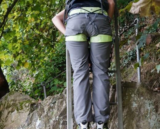 Klettersteig Outfit : Klettern in boppard auf dem mittelrhein klettersteig news