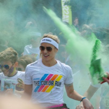 Color Run Münster Bild  312