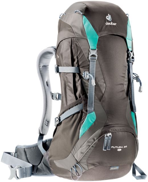 Deuter Futura 24 - Fotocredit: Deuter