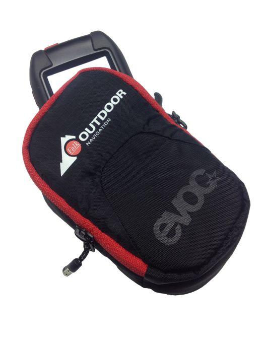 Backpack GPS Case (entwickelt von Falk Outdoor Navigation und EVOC) - Bild: Falk Outdoor