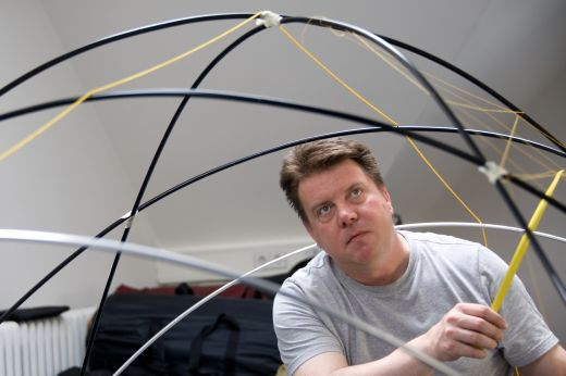 Jörg Schulze, Brand Manager - Fotocredit: Wechsel Tents