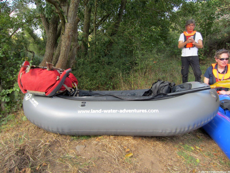 Land-Fluss-Tour mit Packrafts im Nahetal 0020