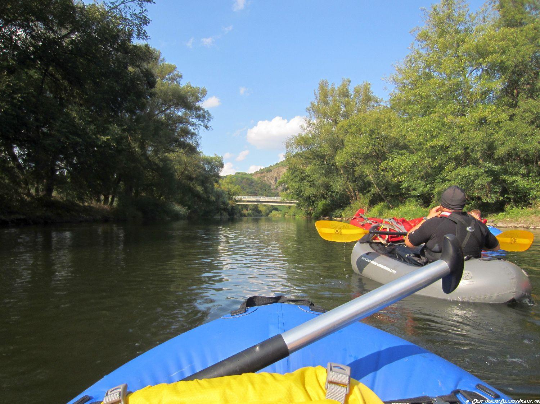 Land-Fluss-Tour mit Packrafts im Nahetal 0033