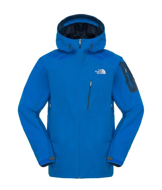The North Face ALLOY JACKET aus der Summit Series Kollektion - Fotocredit: The North Face