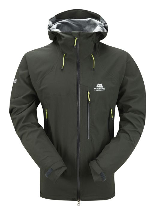 Das Mountain Equipement Gryphon-Jacket aus Drilite-Stretch. - Fotocredit: Mountain Equipment