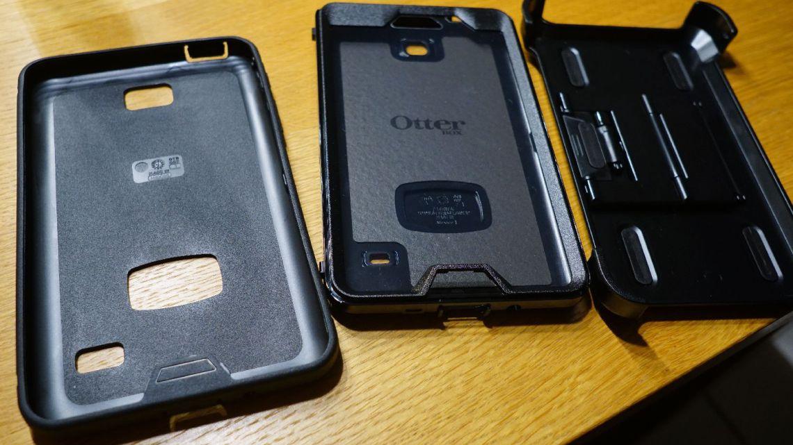 Otterbox Defender Series Case  für Galaxy Tab 4 7.o im Praxistest 0072