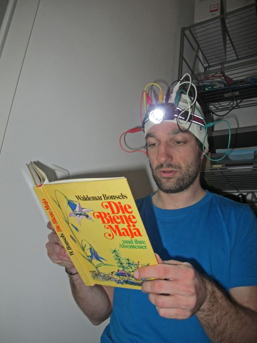 Je anspruchsvoller die Lektüre, desto heller leuchtet das Licht: Die Primus BrainLiteTM