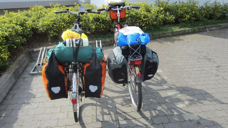 Auch im Urlaub eine Alternative Reiseart - Mit dem Fahrrad auf dem Mosel-Radweg