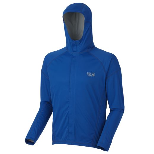 Mountain Hardwear Effusion hooded Jacket - Bild: Mountain Hardwear