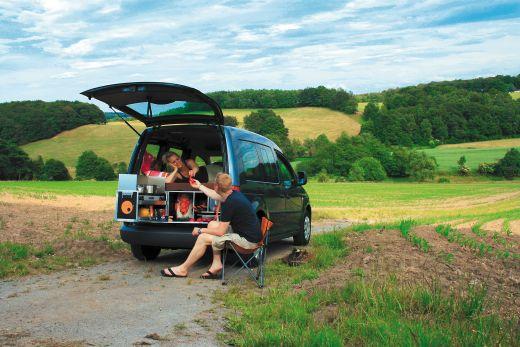 QUQUQ Campingbox auf Reisen - Fotocredit: QUQUQ Campingbox