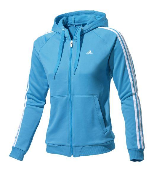 Trend Herbst 2012: Sustainability PES Shiny Track Suit von Adidas . Bild: SportScheck