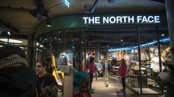 THE NORTH FACE®  SHOP-ERÖFFNUNG IM BIKINI BERLIN - Fotocredit: Alberto Orlandi