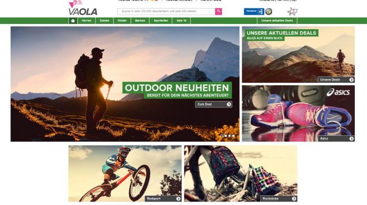 Screenshot VAOLA.de