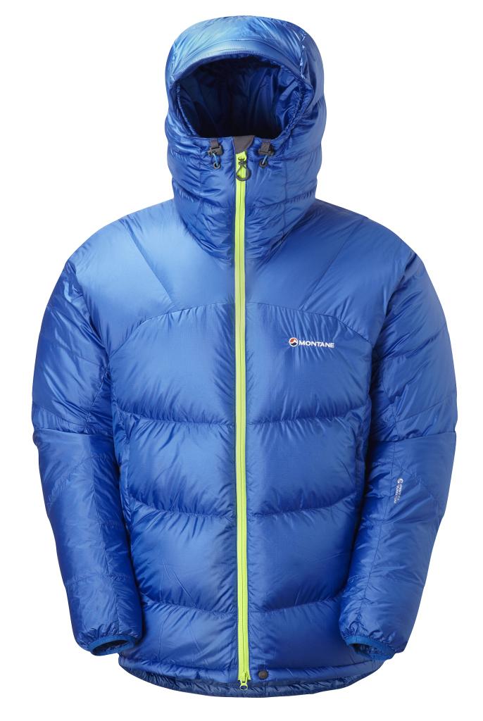 MONTANE® Chonos Ultra Down Jacket - Fotocredit: Montane