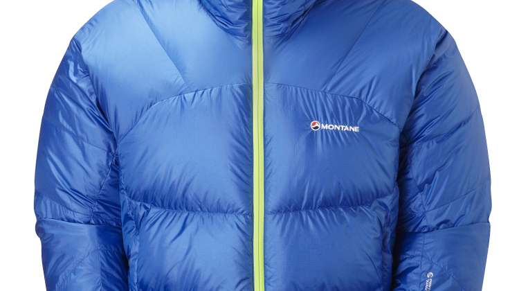 MONTANE® Chonos Ultra Down Jacket - Fotocredit: Montane