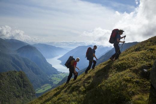 Bild: Bergans of Norway - Asgeir Helgestad